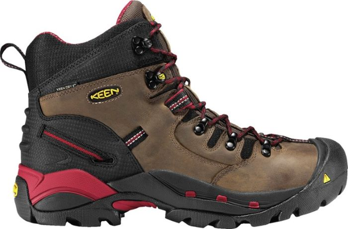 Keen Pittsburgh steel toe boots review