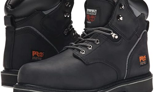 Timberland Pro Men's Pitboss 6'' Steel Toe Boots