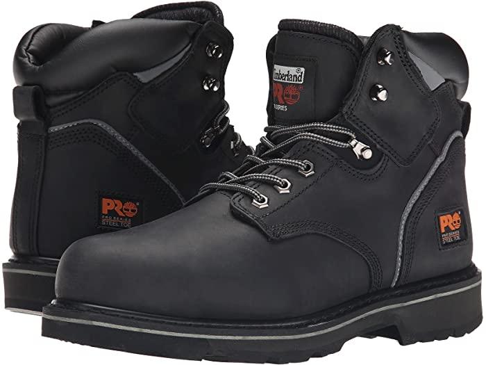 Timberland Pro Men's Pitboss 6'' Steel Toe Boots