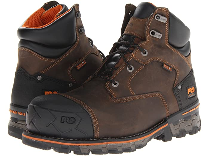timberland pro boondock work boot review